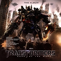 Diverse Kunstnere: Transformers Dark Of The Moon (Vinyl)