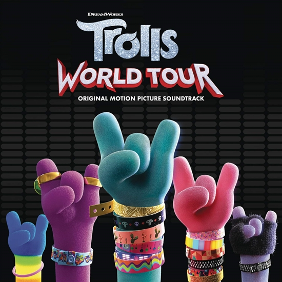 Soundtrack: Trolls - World Tour (CD)