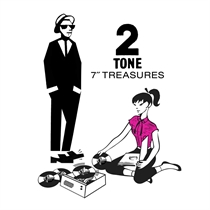 "Diverse Kunstnere: Two Tone 7"" Treasures Ltd. (12xVinyl)"
