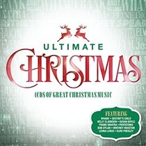 Diverse Kunstnere: Ultimate Christmas (4xCD)