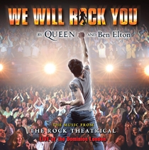 Diverse Kunstnere: We Will Rock You (CD)