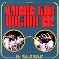 Diverse Kunstnere: Where The Action Is! Los Angeles Ltd. (2xVinyl)