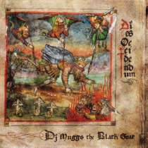 DJ Muggs The Black Goat: Dies Occidendum (CD)