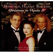 Domingo, Placido: Merry Christmas From Vienna IV (CD)