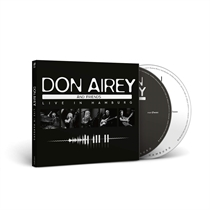 Airey, Don: Live in Hamburg (2xCD)
