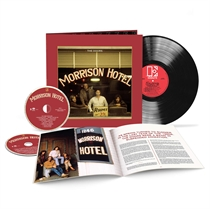 Doors, The: Morrison Hotel Ltd. (Vinyl+2xCD)