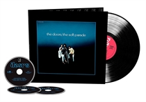 Doors, The: The Soft Parade Dlx. (3xCD+Vinyl)