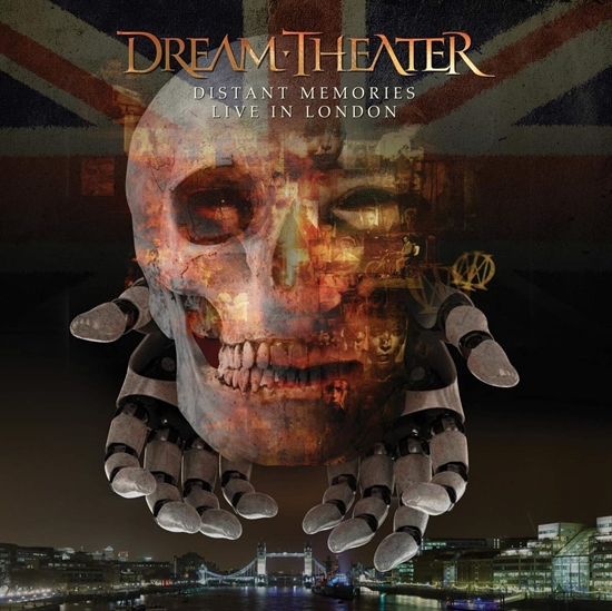 Dream Theater: Distant Memories - Live in London (3xCD+2xBlu-Ray)