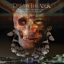 Dream Theater: Distant Memories - Live in London (3xCD+2xDVD Multibox)