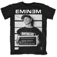 Eminem: Arrested T-shirt