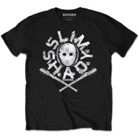 Eminem: Shady Mask T-shirt