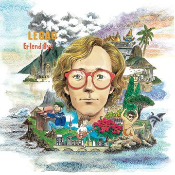 214 Ye Erlend Legao Vinyl