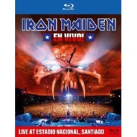 Iron Maiden: En Vivo! (BluRay)