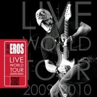 Ramazzotti Eros: 21.00 - Eros Live World Tour 2009/2010 Ltd. (DVD)