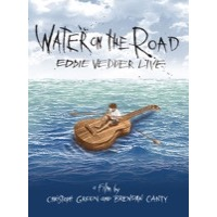Vedder, Eddie: Water on the Road - Eddie Vedder Live (BluRay)