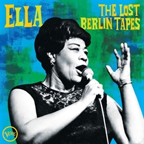 Fitzgerald, Ella: The Lost Berlin Tapes (2xVinyl)