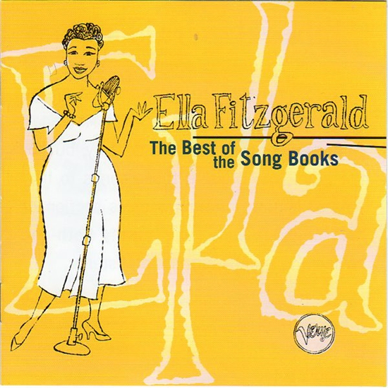 Fitzgerald, Ella: The Best Of Songbooks (CD)
