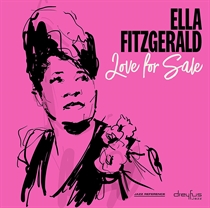 Fitzgerald, Ella: Love for Sale (Vinyl)