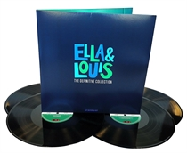 Fitzgerald, Ella & Louis Armstrong: Definitive Collection  (4xVinyl)