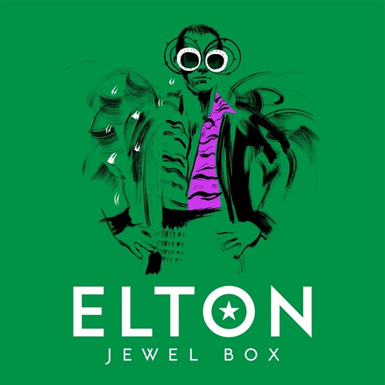 John, Elton: Jewel Box Ltd. (8xCD)