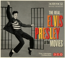 Presley, Elvis: The Real... Elvis Presley At The Movies (3xCD)