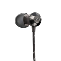 House Of Marley: Nesta In-Ear Headphones Hermatite