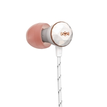 House Of Marley: Nesta In-Ear Headphones Rose Gold