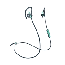 House Of Marley: Uprise BT In-Ear Headphones Teal