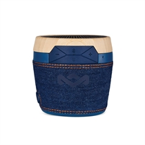 House Of Marley: Chant Mini Bluetooth Portable Audio System Denim