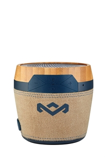 House Of Marley: Chant Mini Bluetooth Portable Audio System Navy