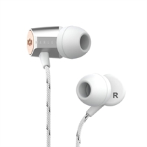 House Of Marley: Uplift 2.0 In-Ear Headphones Silver