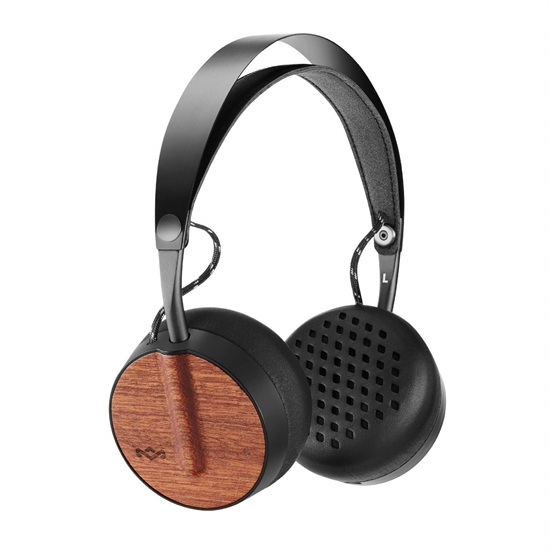 House Of Marley: Buffalo Soldier BT Headphones Signature Black