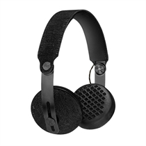 House Of Marley: Rise BT Headphones Black