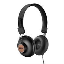 House Of Marley: Positive Vibration 2.0 Headphones Signature Black
