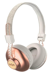 House Of Marley: Positive Vibration 2.0 BT Headphones Copper