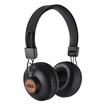 House Of Marley: Positive Vibration 2.0 BT Headphones Signature Black