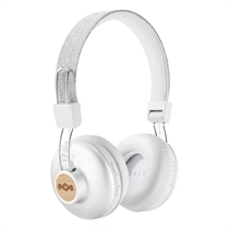 House Of Marley: Positive Vibration 2.0 BT Headphones Silver
