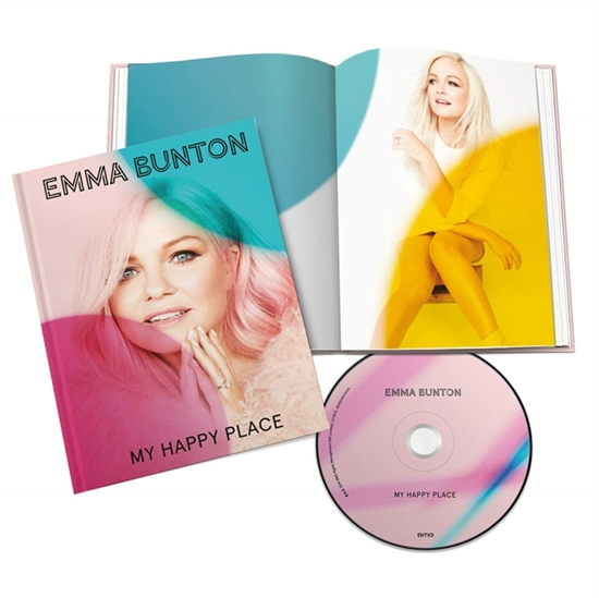 Bunton, Emma: My Happy Place Dlx. (CD)
