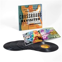 Clapton, Eric: Crossroads Revisited - Selections From The Guitar Festivals (6xVinyl)