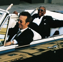 Clapton, Eric & B. B. King: Riding With The King (CD)