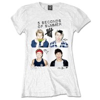 5 Seconds of Summer: Scribbles Girl