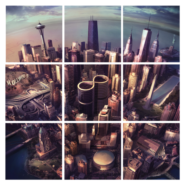 Foo Fighters Sonic Highways Vinyl