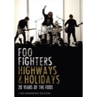 Foo Fighters: Highways & Holidays (2xDVD)
