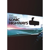 Foo Fighters: Sonic Highways (4xDVD)
