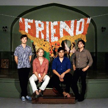 Grizzly Bear: Friend EP