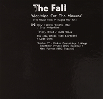 Fall, The: Medicine for the Masses-the Rough Trade Singles (5xVinyl)