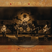 Fates Warning: Live over Europe (Vinyl+CD)
