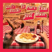 Feet: What's Inside Is More Than Just Ham (Vinyl)