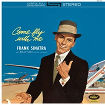 Sinatra, Frank: Come Fly With Me (Vinyl)