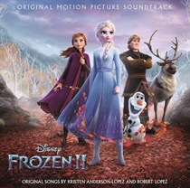 Soundtrack: Frozen 2 - Engelsk (CD)